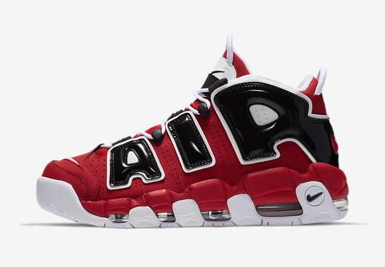 SNKRS NIKE AIR MORE UPTEMPO '96 抽選販売