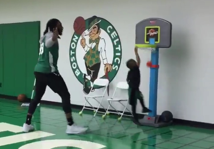 NBA スター選手 息子