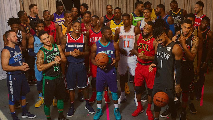 NBA ナイキ ステイトメント ユニフォーム