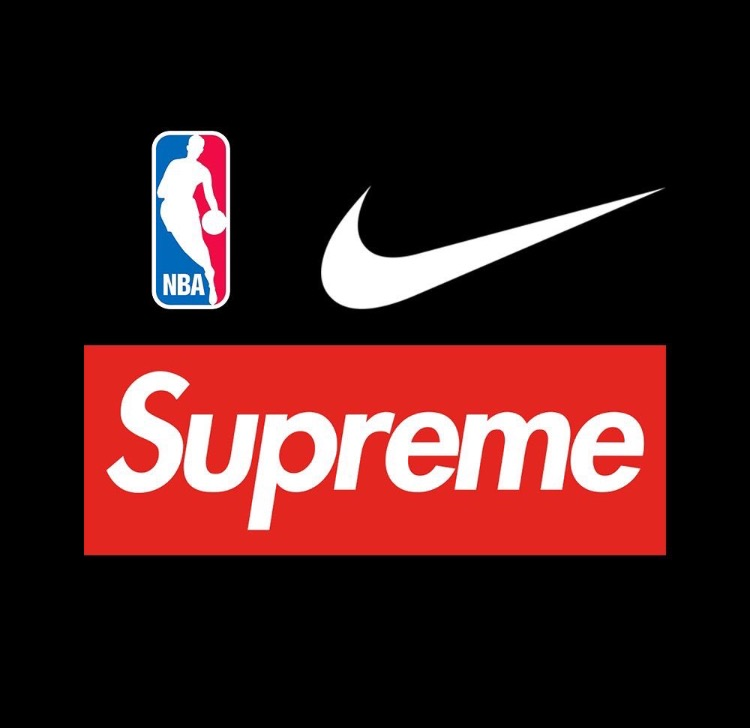 ナイキ シュプリーム NBA ジャージー