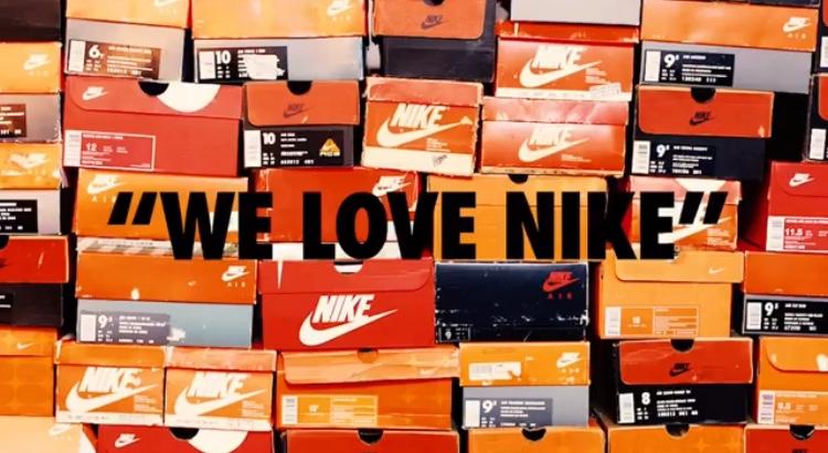ナイキ エア マックス WE LOVE NIKE